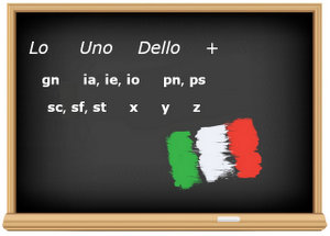 Italian complicated sounds