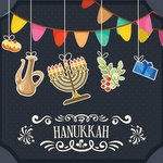 Italian Hanukkah vocabulary